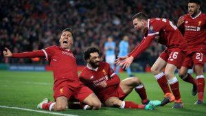 Liverpool FC don open one 5 point lead ontop Premier league